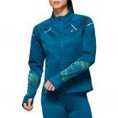ASICS - Lite-Show 2 Winter Running Jacket Women mako blue