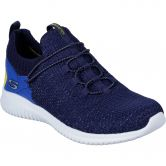 Skechers - Ultra Flex More Tranquility Sneaker Damen navy