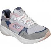 Skechers - Meridian Charted Sneaker Damen grau