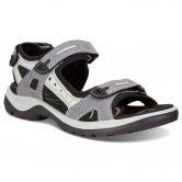 Ecco - Offroad Sandale Damen titanium