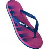 Arena - Crawl Sandals Women fuchsia
