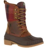 Kamik - Sienna 2 Winterschuh Damen dark brown