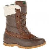 Kamik - Snowpearl Winterstiefel Damen dark brown