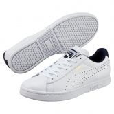 Puma - Court Star Crafted white peacoat