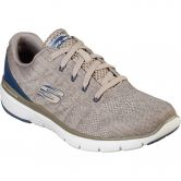 Skechers - Flex Advantage 3.0 Stally Sneaker Herren grau