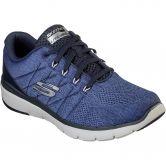 Skechers - Flex Advantage 3.0 Stally Sneaker Herren blue