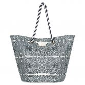 Roxy - Sunseeker Strandtasche marshmallow tribal