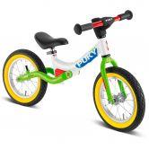 Puky - Learner Bike LR Splash white kiwi