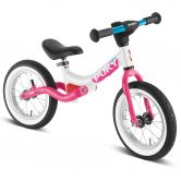 Puky - Learner Bike LR Splash white pink