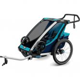 Thule - Chariot Cross 1 Seat 2020 blue