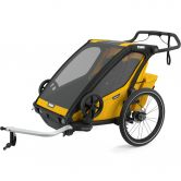 Thule - Chariot Sport 2 Sitzer 2021 spectra yellow