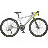 Scott - Gravel 400 pale grey matt (Modell 2021)