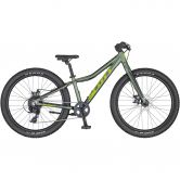 Scott - Roxter 24 Disc dark ivy sulphur yellow