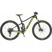 Scott - Spark 600 black yellow