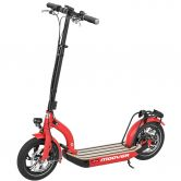 Metz moover - moover E-Scooter rot  mit StVZO Zulassung