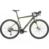 Bergamont - Grandurance 6 army green chrome neon yellow