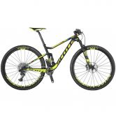 Scott - Spark RC 900 Glorious Carbon schwarz/gelb