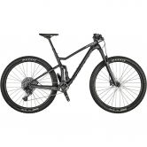 Scott - Spark 940 Carbon gloss crystal black (Modell 2021)