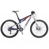 Scott - Spark 730 Men white/blue/red