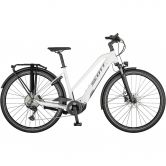 Scott - SUB Sport eRIDE 10 Lady gloss white (Model 2021)