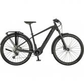 Scott - Axis eRIDE 10 Men matt black (Model 2021)