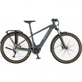 Scott - Axis eRIDE 20 Men grey petrol blue (Model 2021)