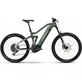 Haibike - AllMtn 6 Carbon bamboo cool grey matte (Model 2021)