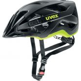 Uvex - Active CC Helmet black yellow matt