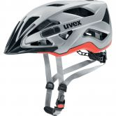 Uvex - Active CC Helmet silver orange matt