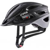 Uvex - True cc Damen black grey mat