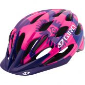 Giro - Kids Raze matte berry/ blue flowers