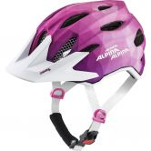 Alpina - Carapax JR. Flash Kids pink white