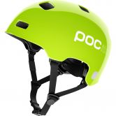Poc Sports - Crane Pocito Kids flourescent fluorescent yellow green