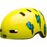 Bell - Lil Ripper Kinder hi viz blue bolt