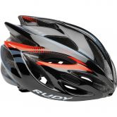 Rudy Project - Rush Helm black/ red fluo shiny