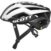 Scott - Arx Plus Road Helmet white black