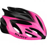 Rudy Project - Rush pink fluo black shiny