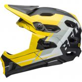 Bell - Super DH Helmet matte yellow silver black recourse