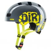 Uvex - Kid 3 dirtbike grey lime
