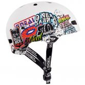 O'Neal - Dirt Lid ZF Helm junkie white