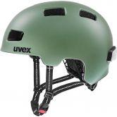 Uvex - City 4 moss green mat