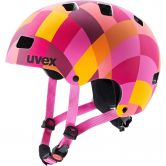 Uvex - Kid 3 cc Kinder red checkered
