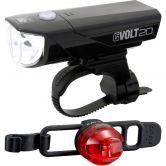 CatEye - GVolt 20 RC & Loop 2G Beleuchtungsset