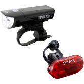 CatEye - GVolt 20 & Omni 3G Beleuchtungsset