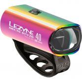 Lezyne - Hecto Drive 40 StVZO Vorderlicht neo metallic