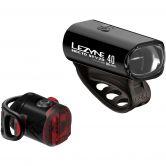 Lezyne - Hecto Drive 40 + Fento StVO Fahrradbeleuchtungsset