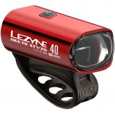 Lezyne - Hecto Drive 40 StVZO Front Light red