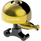 Lezyne - Classic Brass Fahrradklingel gold
