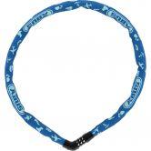 Abus - Steel-O-Chain 4804C 75cm Symbols blue