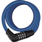 Abus - Coil Cable Lock Numero 5510/180cm blue